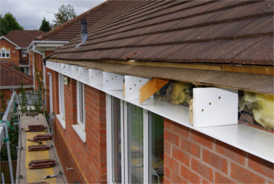 Soffits & Fascias Installation